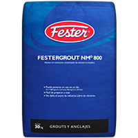 FESTER GROUT 800 NM